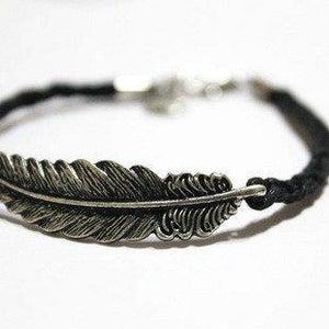 Image of Feather Bracelet