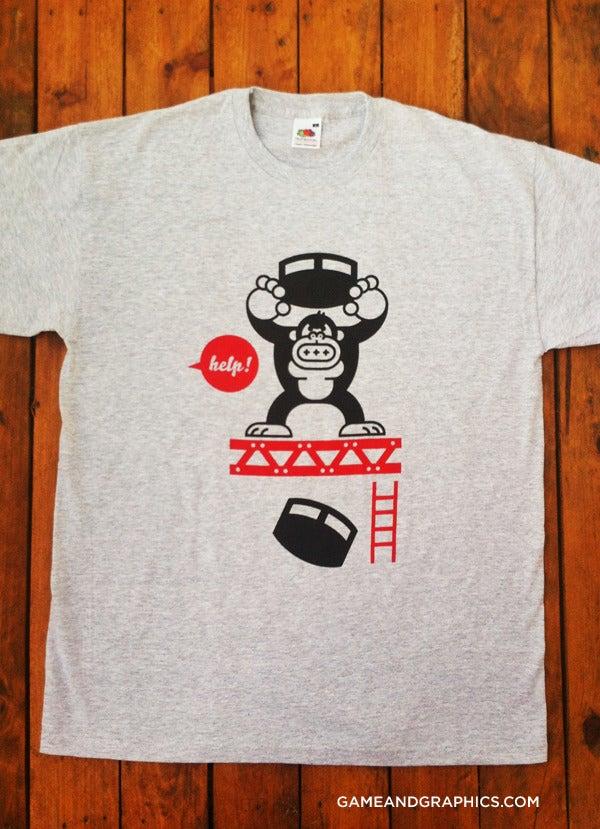 Image of Game & Kong T-Shirt