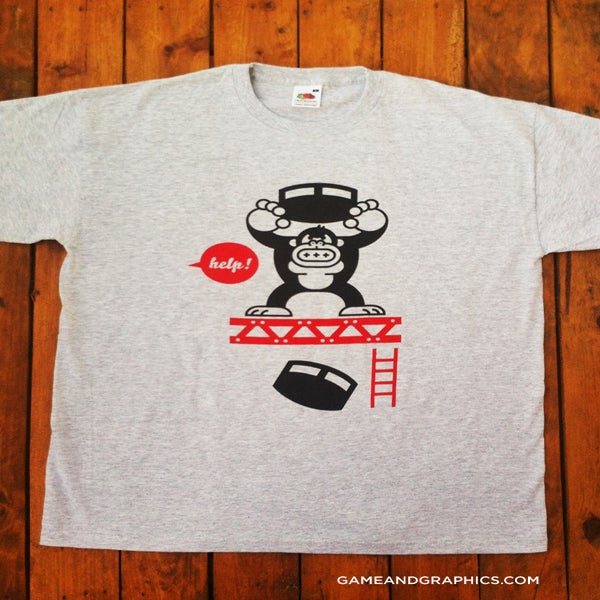 Image of Game & Kong T-Shirt