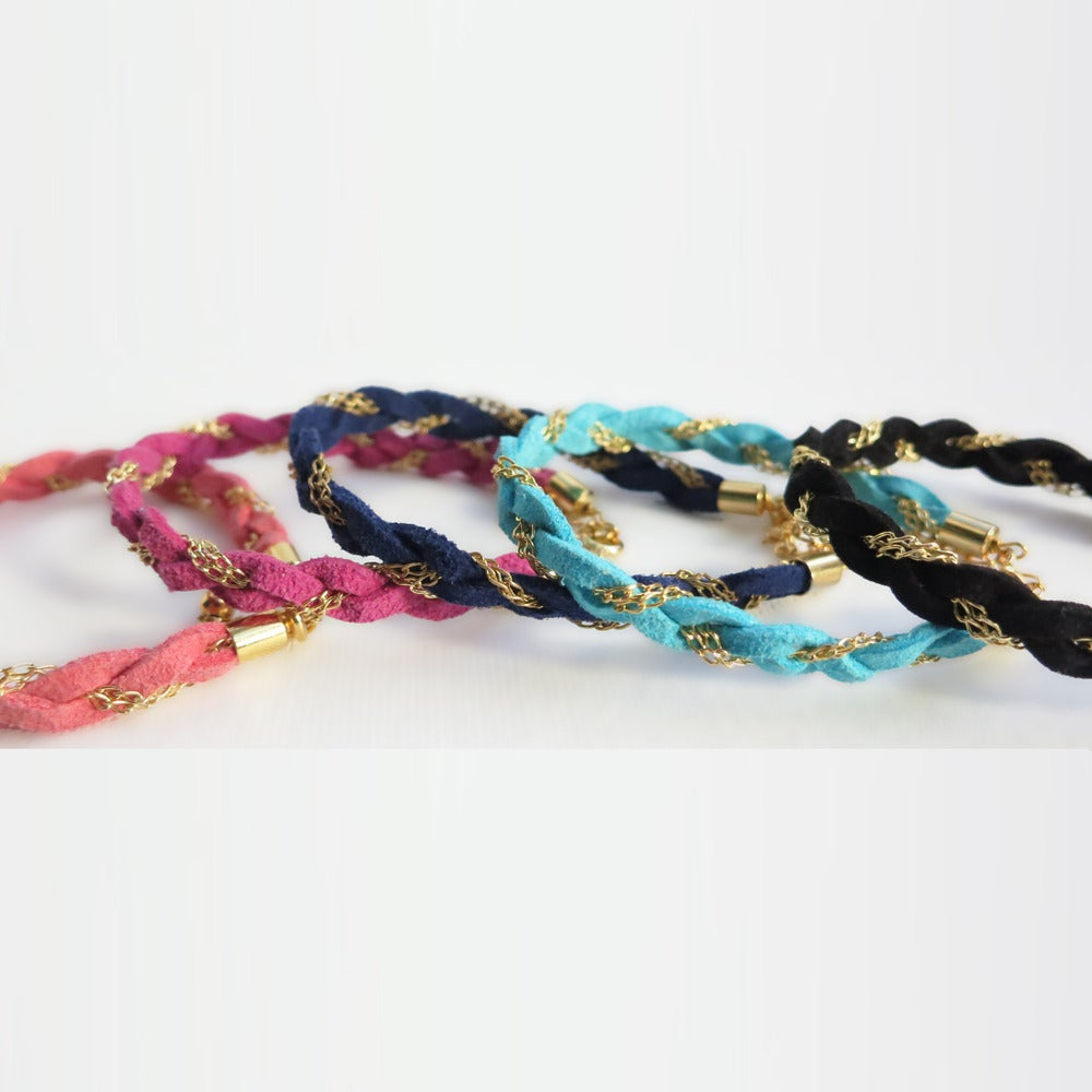 Image of Delicate Braided Bracelet