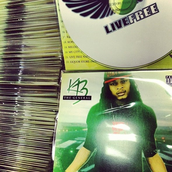 Image of Midieast CD Duplication