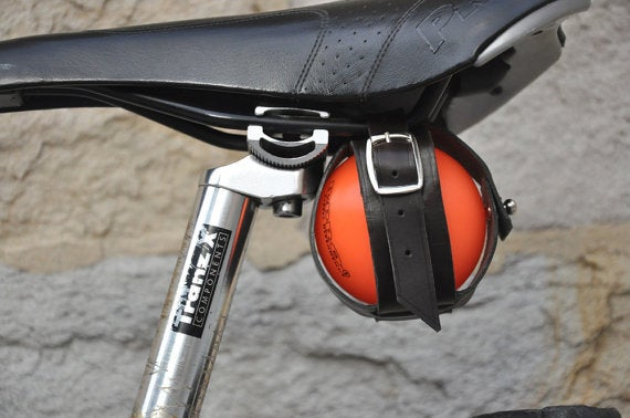 Image of Bike Polo Ball Holder