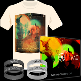 Image of Even The Odd Ones Out Exclusive Album Package