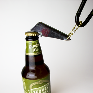 Image of Recycled Skateboard Bottle Opener