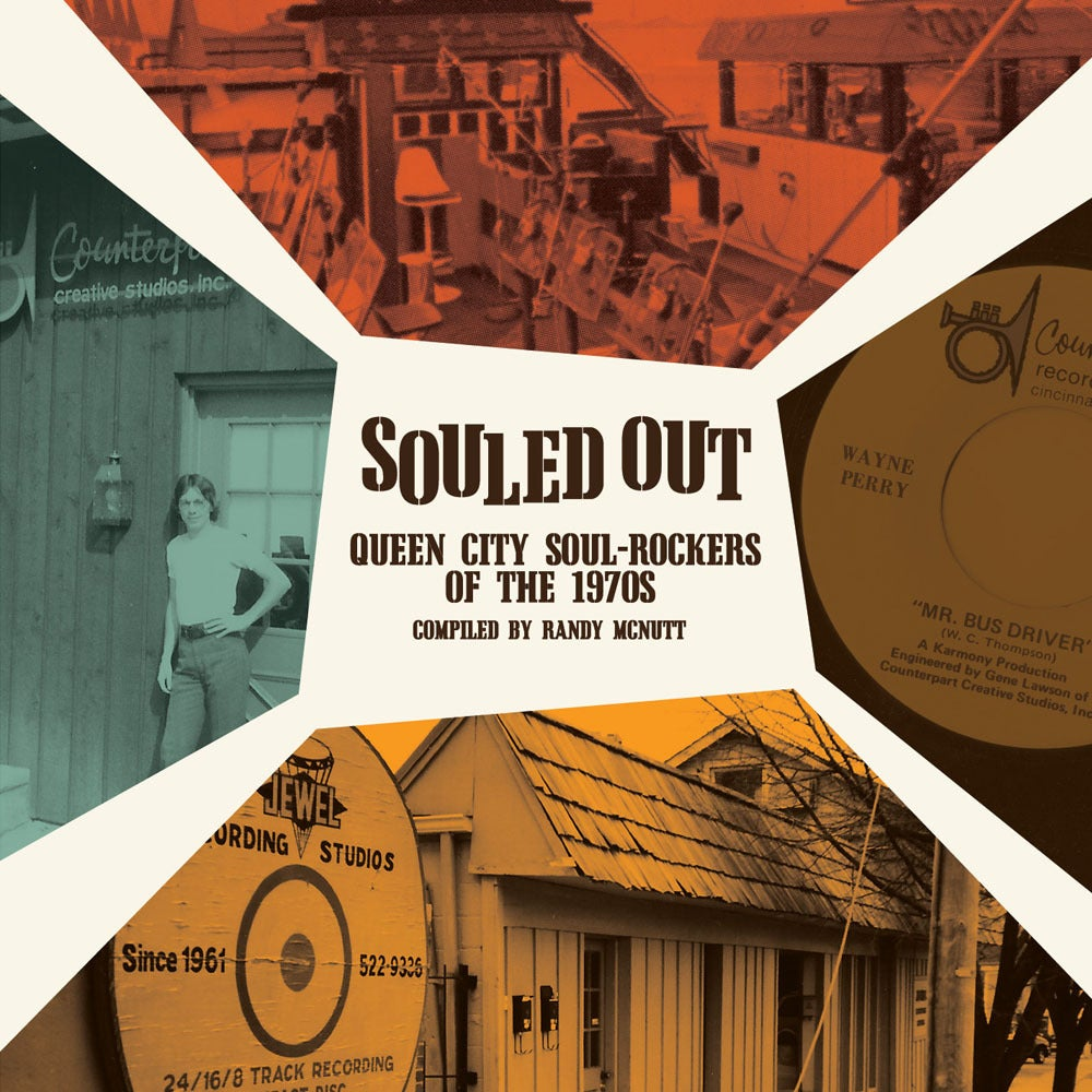 Image of Souled Out: Queen City Soul-Rockers of the 1970s - CD