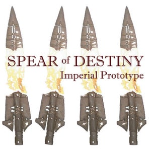 "Image of SPEAR OF DESTINY  STUDIO ""Imperial Prototype"" CD"