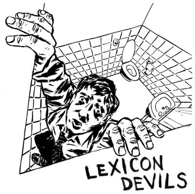 """Image of Lexicon Devils S/T 7"""" - OUT NOW!"""