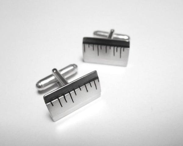Image of Stripe Cufflinks
