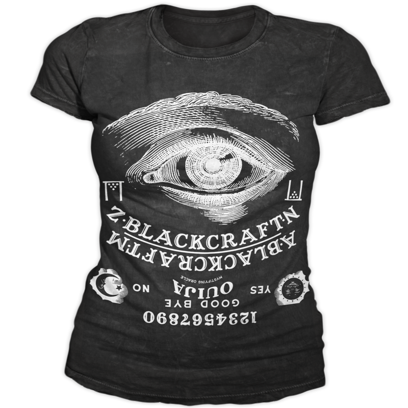 Image of Ouija - Women's Tee