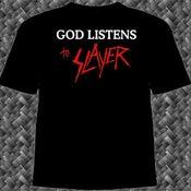 Image of God Listens
