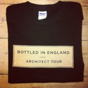 Image of ARCHITECT TOUR t-shirt 2013