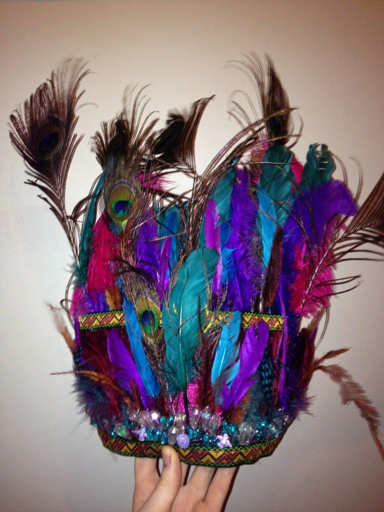 Image of Feather Headdress