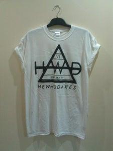 Image of HeWhoDares Logo Tee