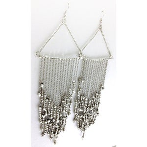 Image of Exclusive Tiered Waterfall Earrings