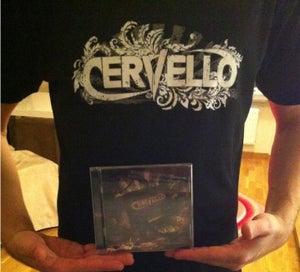 Image of CERVELLO ALBUM + C1T BUNDLE