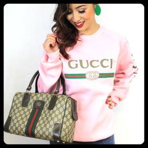 Image of Vintage Deadstock Flea Market Gucci Sweater