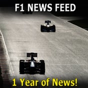 Image of F1 News Feed - 2013!