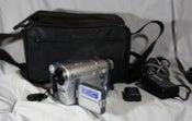 Image of Sony Handycam Digital Camera (DCR-TRV460) Digital 8