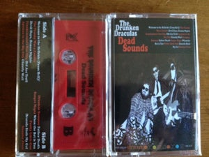 Image of The Drunken Draculas - Dead Sounds (2012)