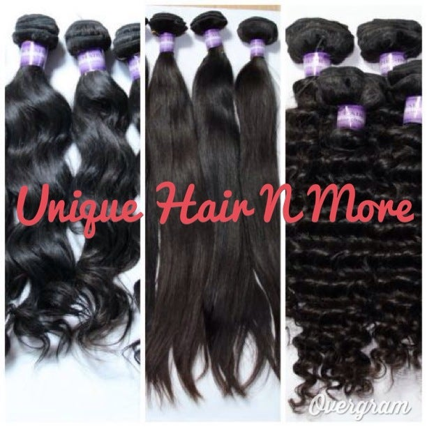 Image of Malaysian or Peruvian 3 Bundle Deals-8A - Color 1B