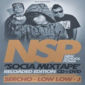 Image of NSP - SOCIA MIXTAPE RELOADED EDITION (CD+DVD)