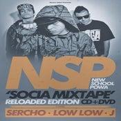 Image of NSP - SOCIA MIXTAPE RELOADED EDITION (CD+DVD)