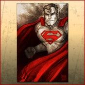 Image of Superman Variant Print