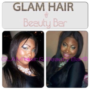 Image of Virgin Malaysian GLAM Hair
