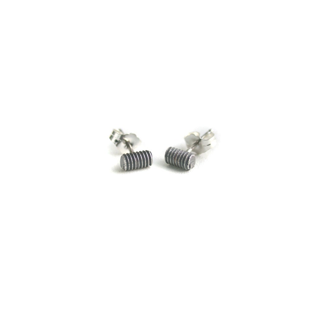 Image of threads earrings