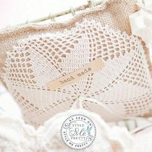Image of Renae Ring Bearer Pillow