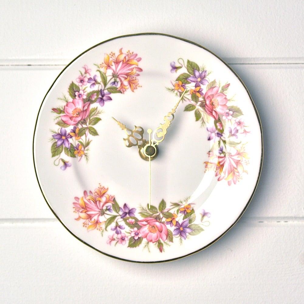 Image of Honeysuckle Colclough English china