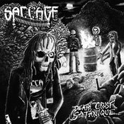 "Image of SACCAGE Death Crust Satanique 12"""
