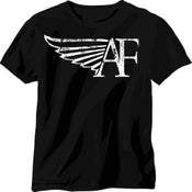 Image of Angels Fall Logo TShirt (Male/Female)