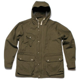 Image of thisisneverthat® Field Parka - OLIVE