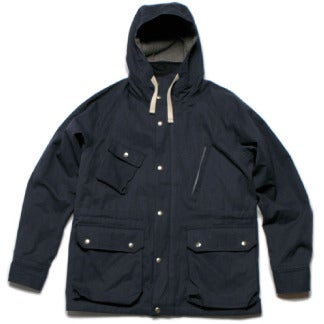 Image of thisisneverthat® Field Parka - NAVY