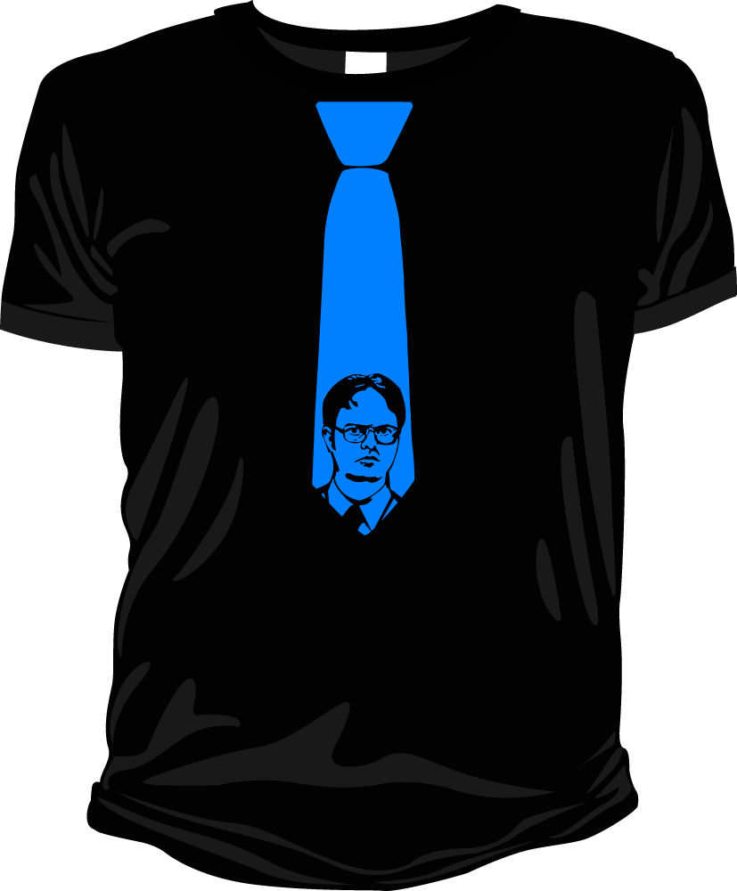 Image of Dwight Tie (The Office)
