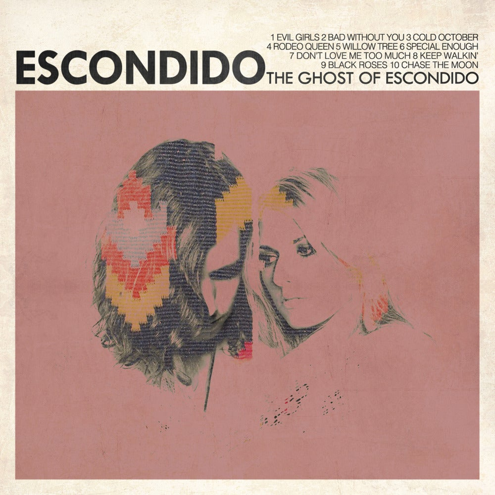THE GHOST OF ESCONDIDO CD
