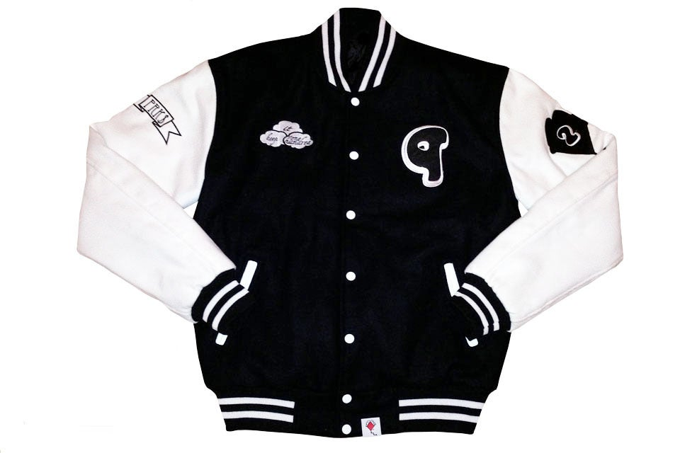 Image of Black Diamond Varsity Jacket