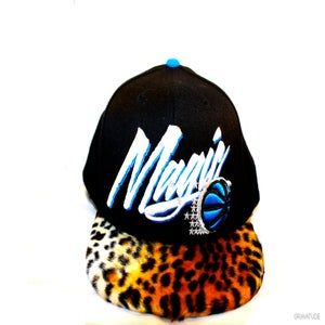 Image of Magics Cheetah Snapback