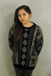 Image of Vintage Oversized Sweater (unisex)