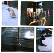 Image of some photographs taken during a weeklong trip to mexico city