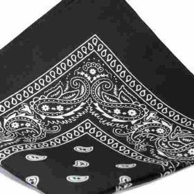 Image of BANDANAS, DURAGS, WAVE CAPS