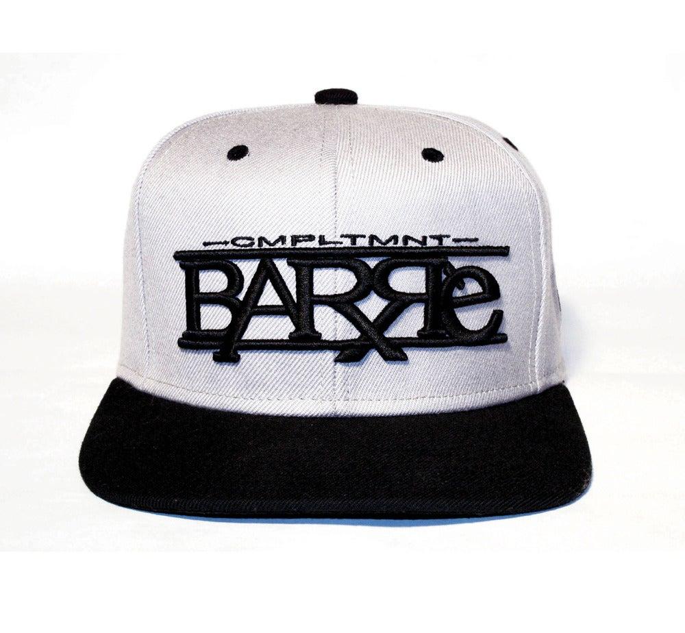 Image of BARRÈ x STARTER Grey/Black