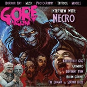 Image of Gore Noir Magazine Issue #7