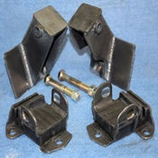 Image of 1949-54 Chevrolet Passenger Car Small Block Chevy Engine Mount Kit