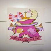 Image of Candy Kingdom Heraldic Shield