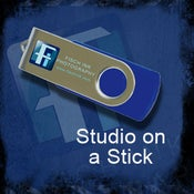 Image of Studio on a Stick