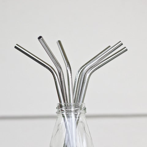 Image of Stainless Steel Straws