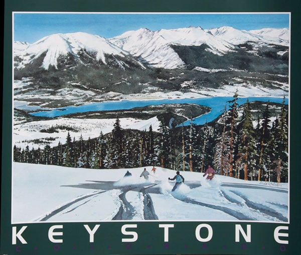 Image of Keystone Colorado Poster