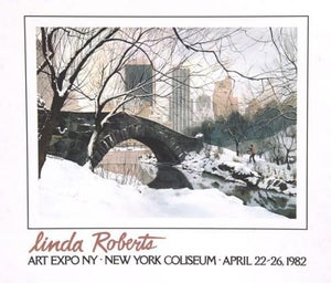 Image of New York Art Expro Poster